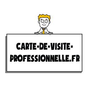 carte de visite professionnelle