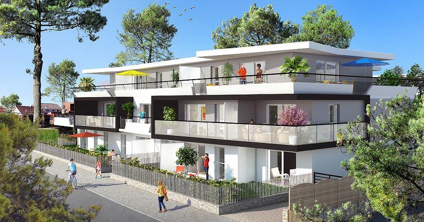 programme immobilier neuf La Baule